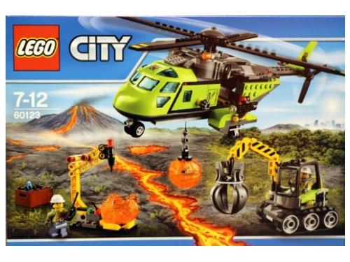 Elicottero Lego City : Giocattoli online lego city elicottero vulcanic