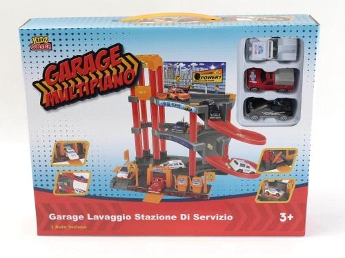 Giocattoli online garage 2 piani e 3 auto 47460 43395 for 2 piani di garage per auto 3 piani