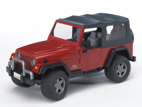 giocattoli online bruder 2520 jeep wrangler cabrio 2520 barcode ean 4001702025205. Black Bedroom Furniture Sets. Home Design Ideas