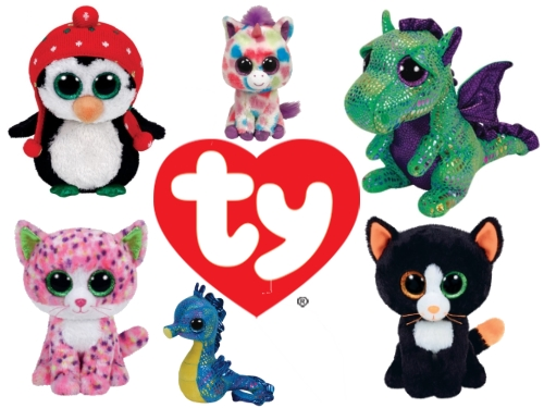 Peluche TY Binney & Smith vendita online
